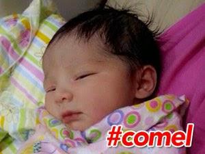 Thumbnail image for (Gambar) Anak Rozita Che Wan & Zain Saidin