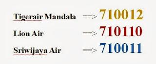 Cara Membayar Tiket Pesawat Lewat ATM BCA