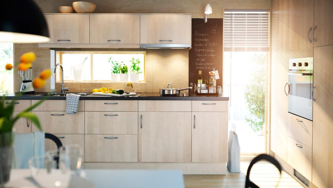 Decoraci n cocinas primavera 2013 ikea decoraci n - Cocinas modernas ikea ...