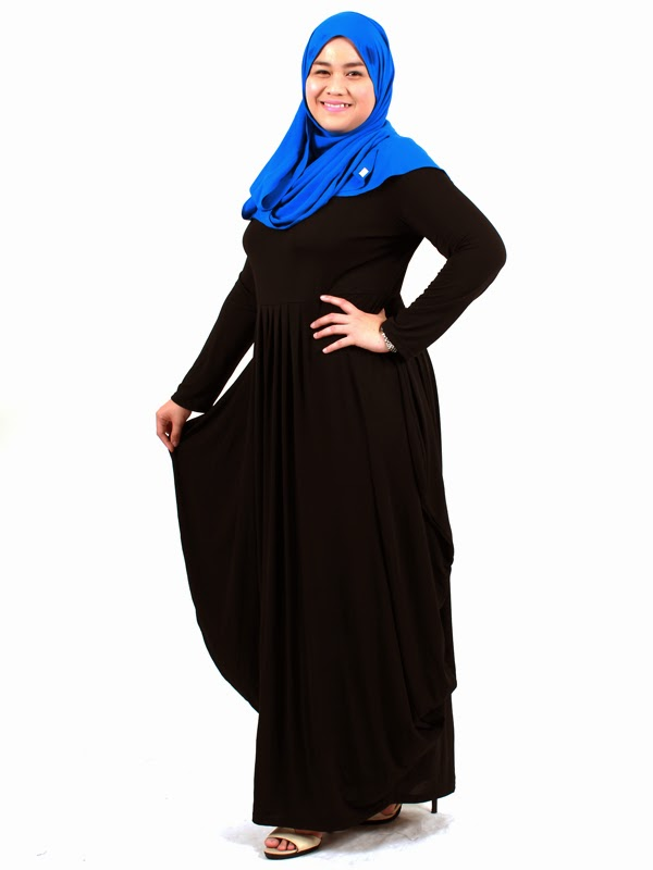 SCD 06 Plus Size Ariel Dress