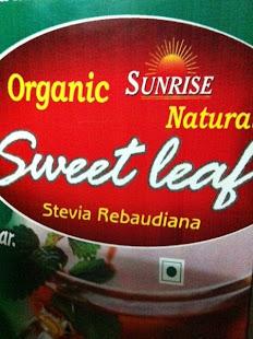 Sweet Organic Leaf