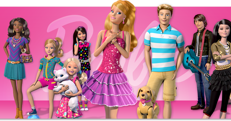 Barbie en la Princesa y la Cantante: Barbie Life in the ...