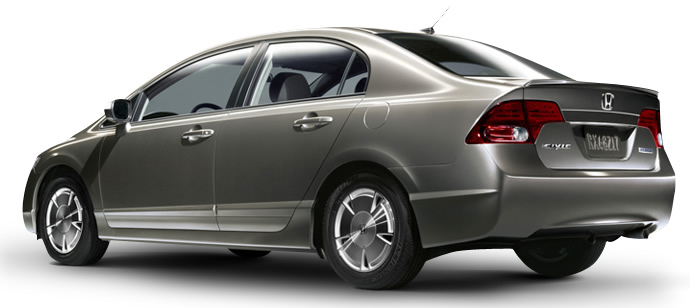 The 2008 Honda Civic Adds Some New Models To Its Lineup. These Compact Cars  Come In 4 Door Sedan And 2 Door Coupe Body Styles And Include A  Gas/electric ...