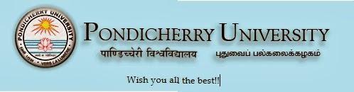 Pondicherry University MBBS, BAMS Dec 2013 Results