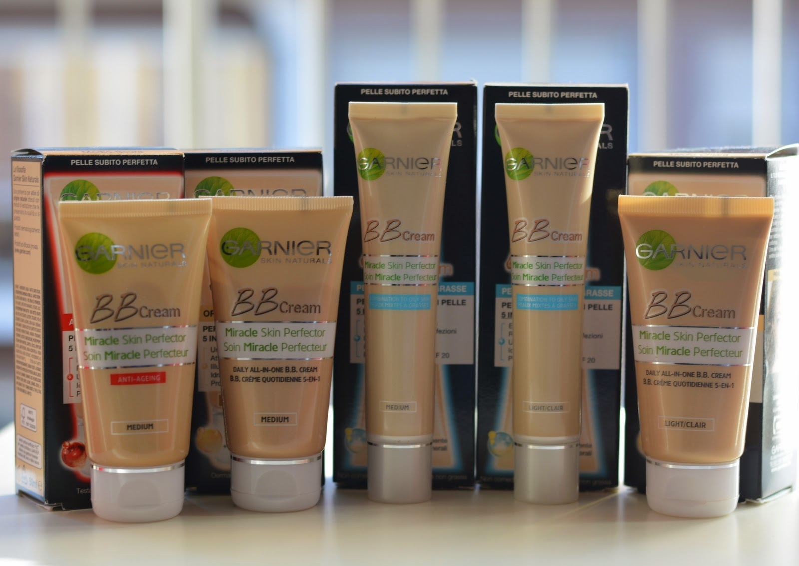 BB CREAM GARNIER , BEAUTY BLOGGER , CULTURE AND TREND
