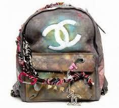 DIY, Chanel, DIY chanel, fashion diy, diyblog, diyblogger, backpack, diy backpack chanel, fai da te zaino chanel, themorasmoothie, fashionblog, fashionblogger, fashion, tutorial, tutorial zaino, craft, crafts, diyproject, diycraft