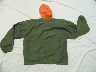 Rare Vintage British Special Forces Parachute Soft Shell Zoot Suit