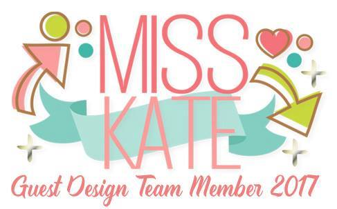 2017 Miss Kate Cuttables Guest Designer