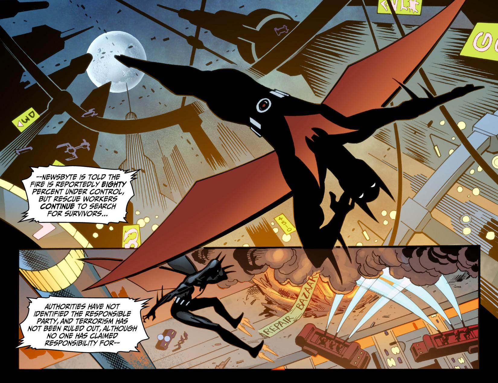 Batman Beyond (2012) Issue #11 #11 - English 13
