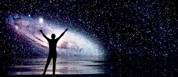 Resultado de imagen de El  hombre lleva poco  tiempo en el  Universo