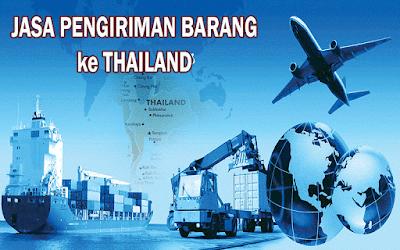EKSPEDISI MURAH KE THAILAND