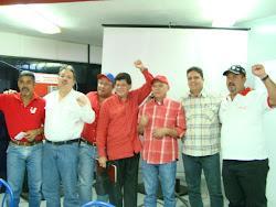 Dirigencia Politica del PSUV del Eje Valles del Tuy