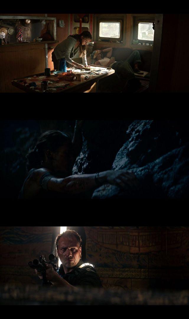 tomb raider 2018 hd 1080p 720p latino capturas2 -