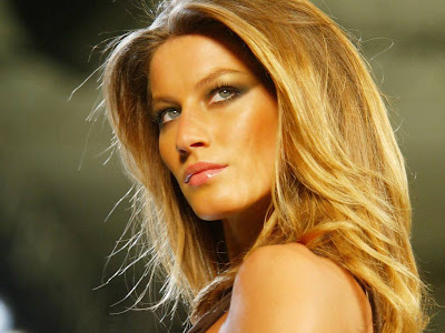 Gisele Bundchen Beautiful Model