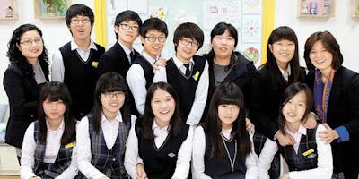 Peraturan Unik sekolah di Korea Selatan