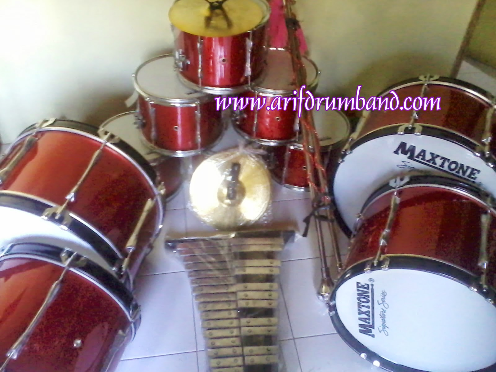 Harga Drum Band SD