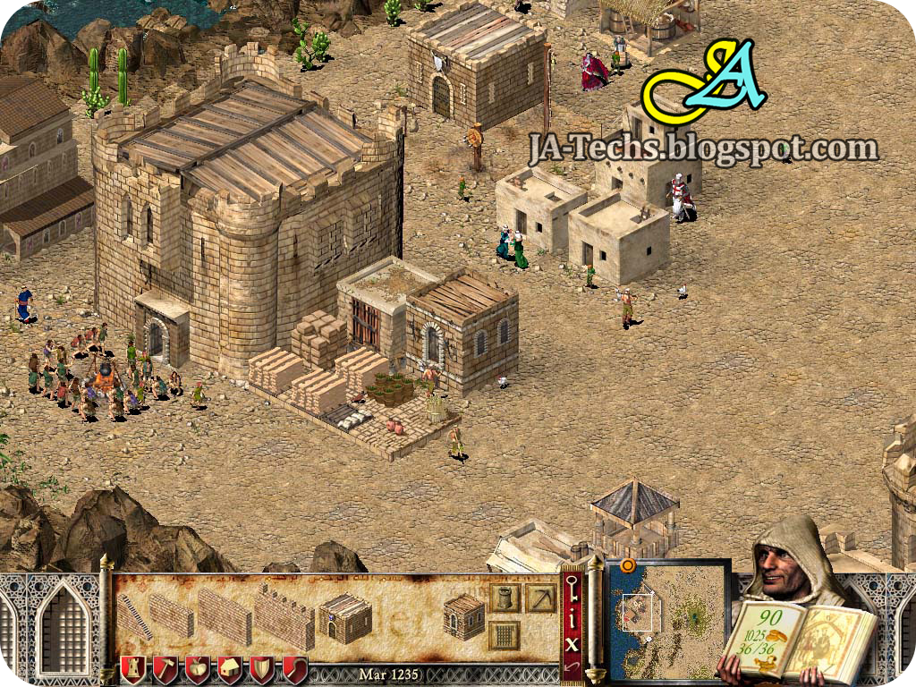 Game stronghold crusader extreme full.