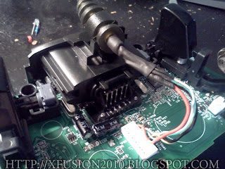 Xbox Modification, Repair and Tutorials