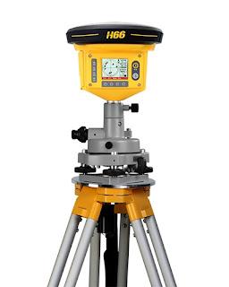 GPS Geodetic South H66 Dan 68