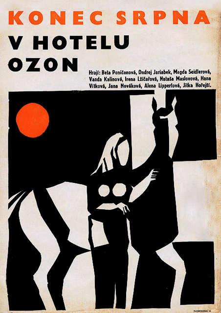 The End of August at the Hotel Ozone • Konec srpna v Hotelu Ozon (1967)