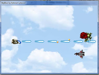 Download Source Code game SkyBlue