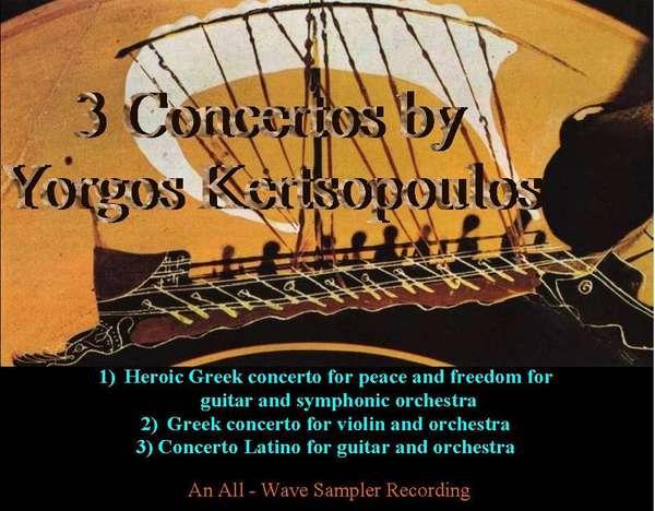 Greek concertos 1999-Kertsopoulos