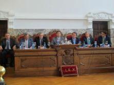 Reunión de presidentes de TS
