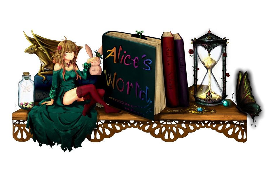 Alice's World - Story