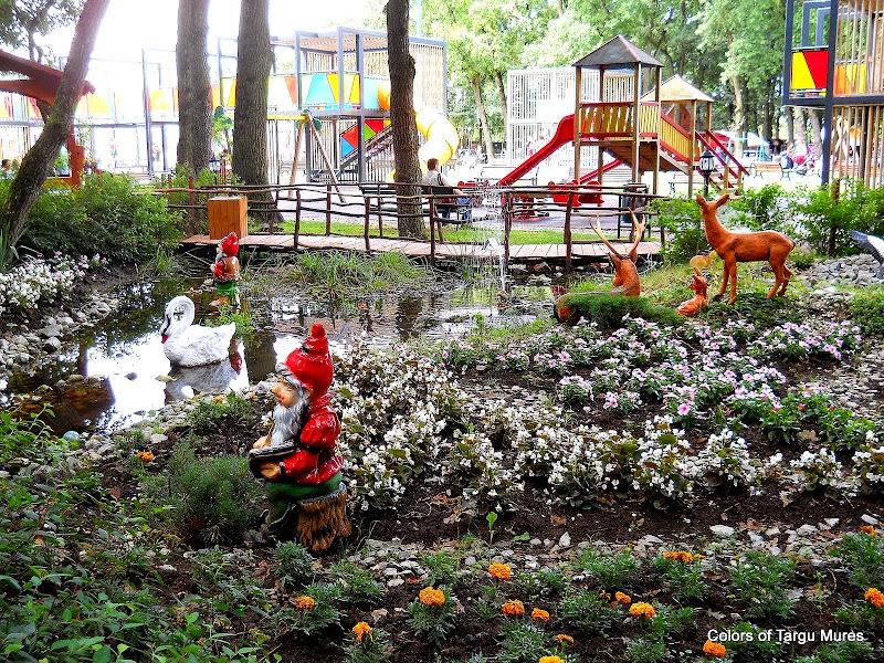 Oraselul copiilor, la Platoul Cornesti