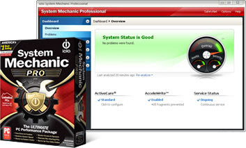 SYSTEM MECHANIC PROFESIONAL 10.8.5