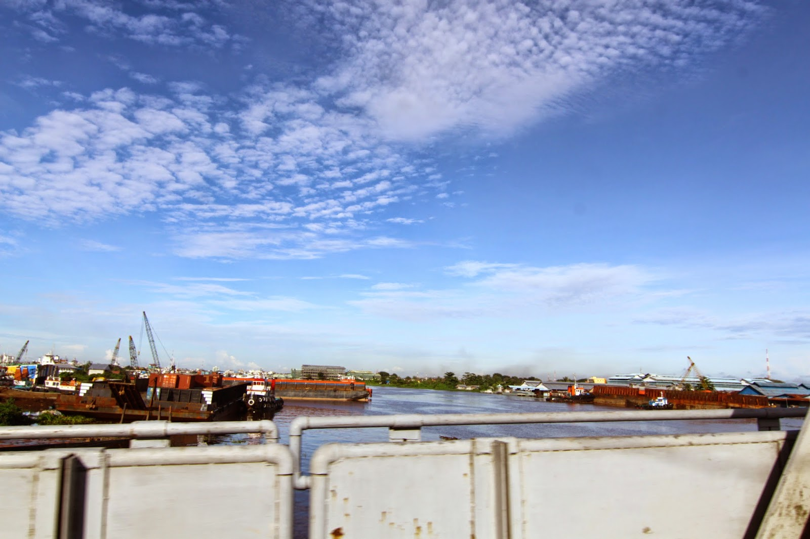 Sungai Kapuas, Pontianak