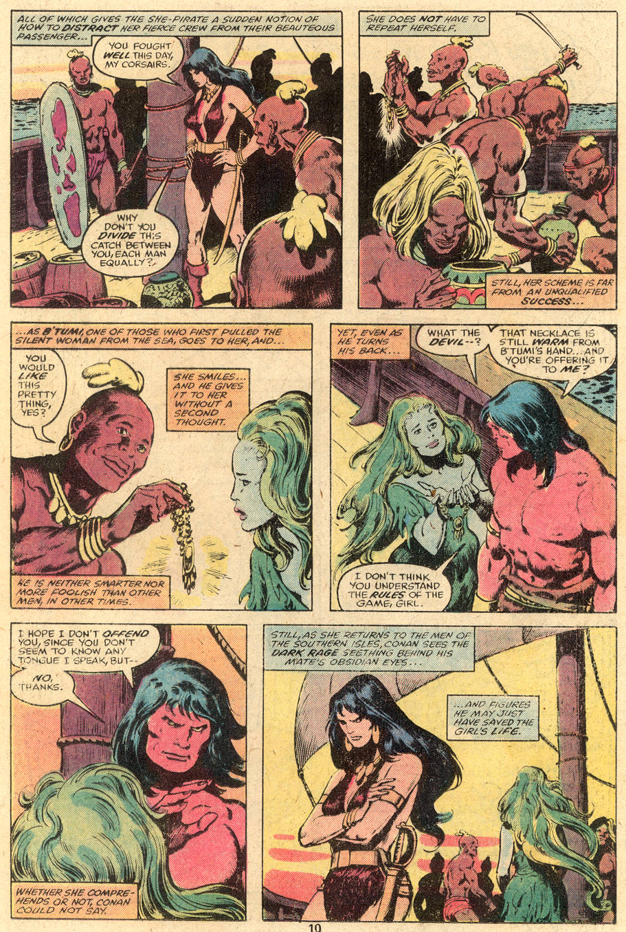 Conan the Barbarian (1970) Issue #98 #110 - English 7