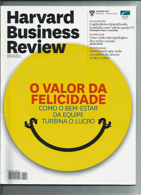 Felicidade nas empresas