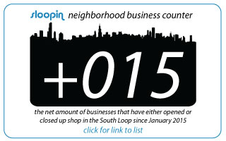 Sloopin 2015 Business Counter