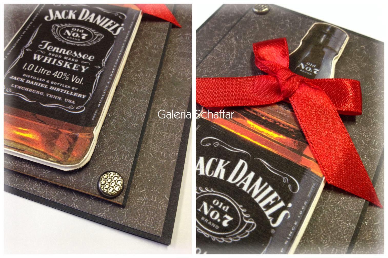 prezent dla konesera miłośnika whisky galeria schaffar męskie kartki handmade