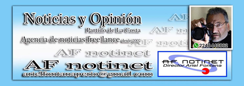 AF-notinet - Noticias -Opinión