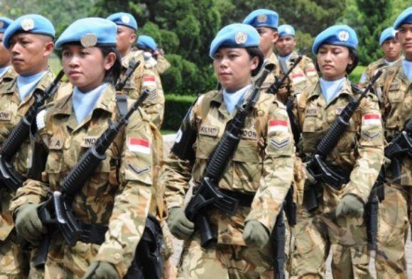 1.169 Prajurit TNI Ke Lebanon