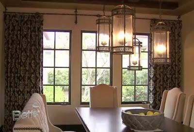 Hanging Drapes - Picking Drapes - Window Treatments