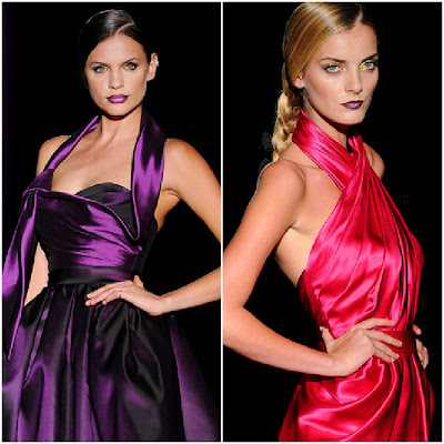 "MBFWM: Hannibal Laguna ""Satin Doll"""