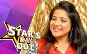 Actress Sakshi Agarwal in Stars Day Out 26-04-2015