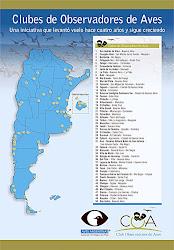 COAs de la Argentina