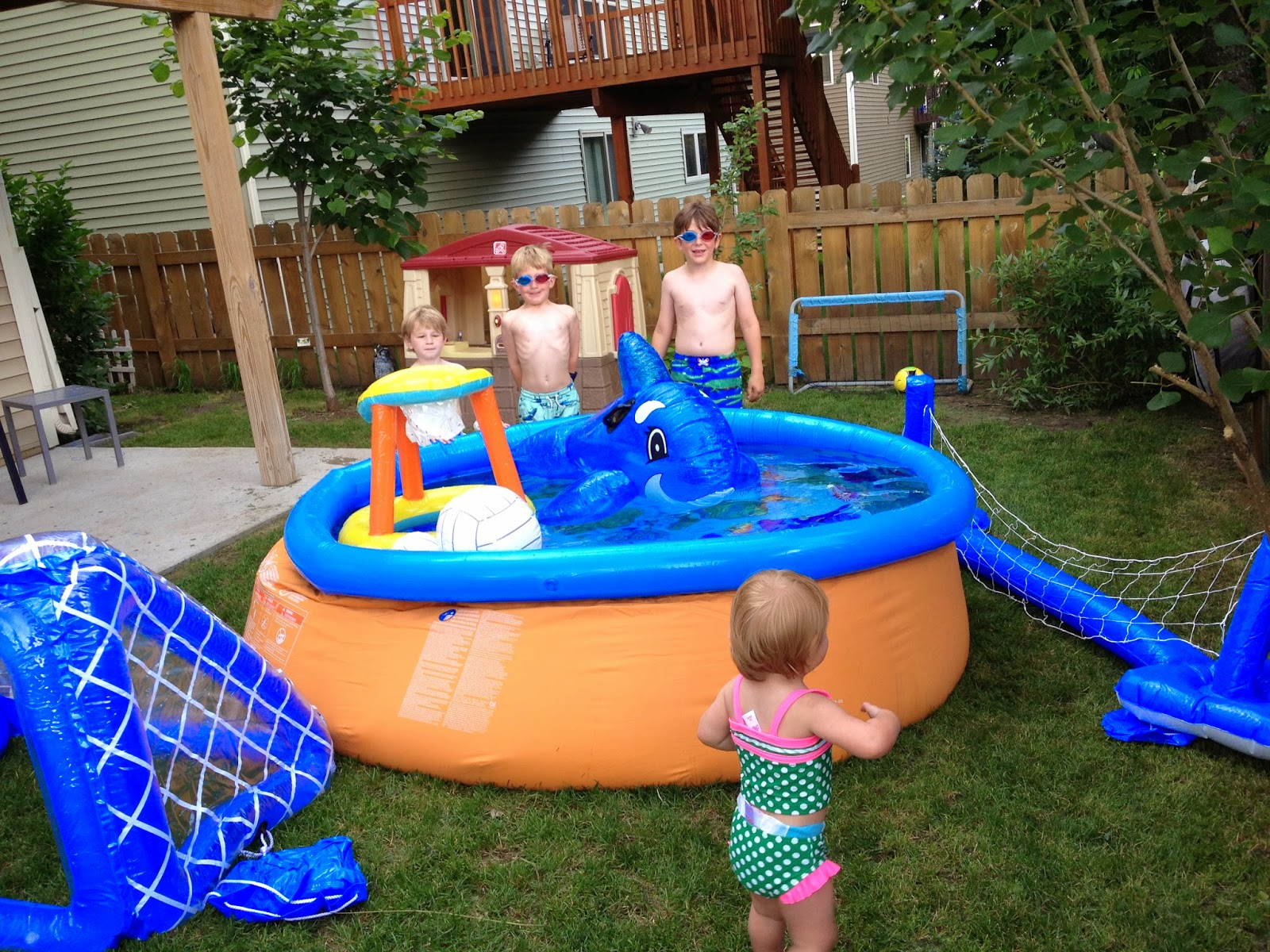 harry times all jacked up backyard ocean backyard oasis