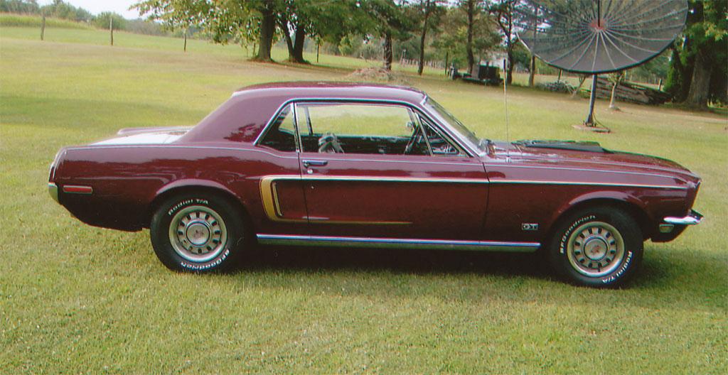 Virginia Classic Mustang Blog Customer Car 1968 Mustang 428 Cobra