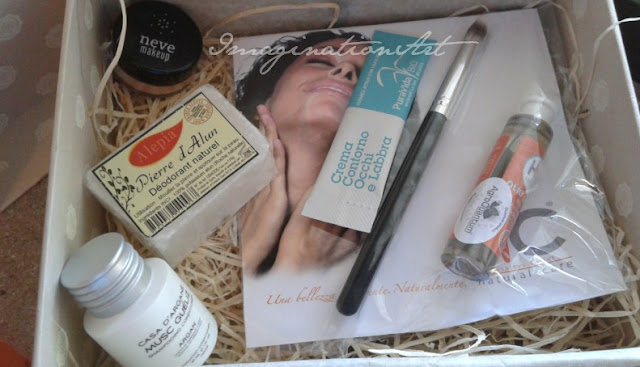 glossy box glossybox green italiana italy italian maggio 2013 may