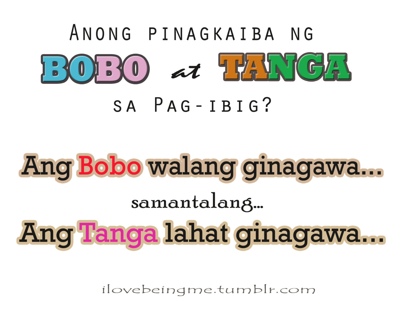 Patama Quotes About Love Tumblr : Tagalog Quotes Patama Sa Ex. QuotesGram