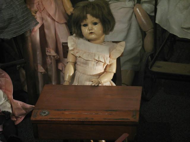 boneca - Museo de la Ciudad Buenos Aires