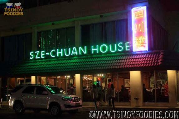 sze chuan house