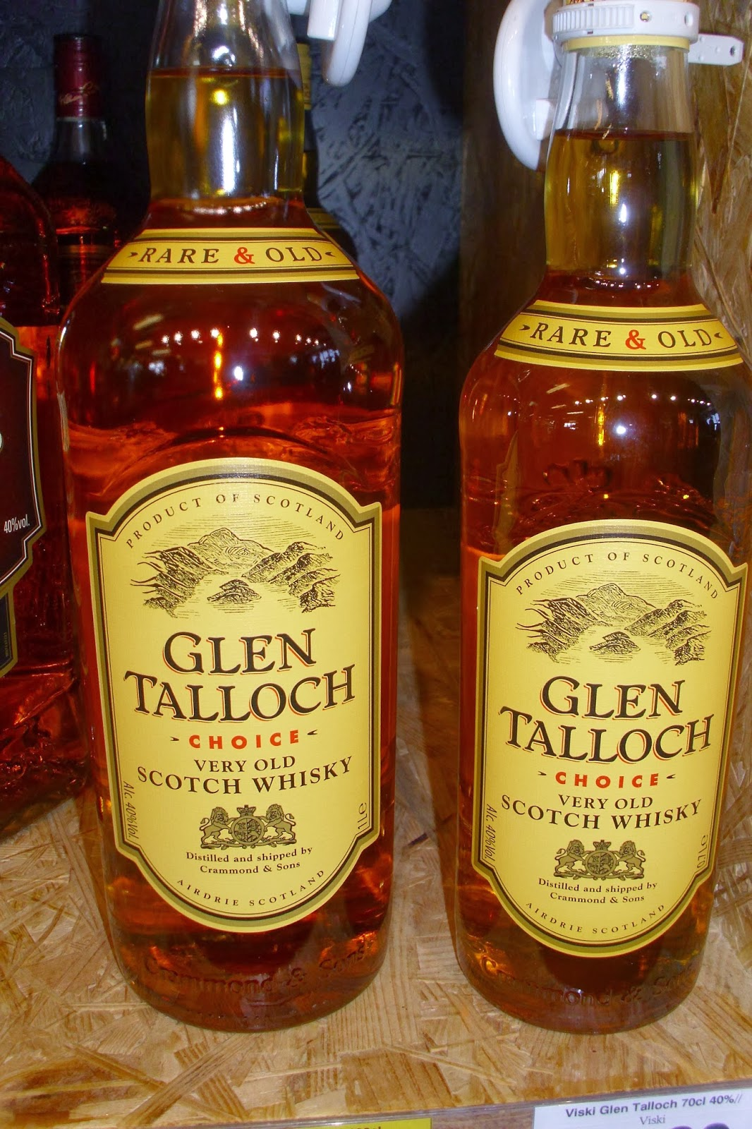 whisky glen talloch
