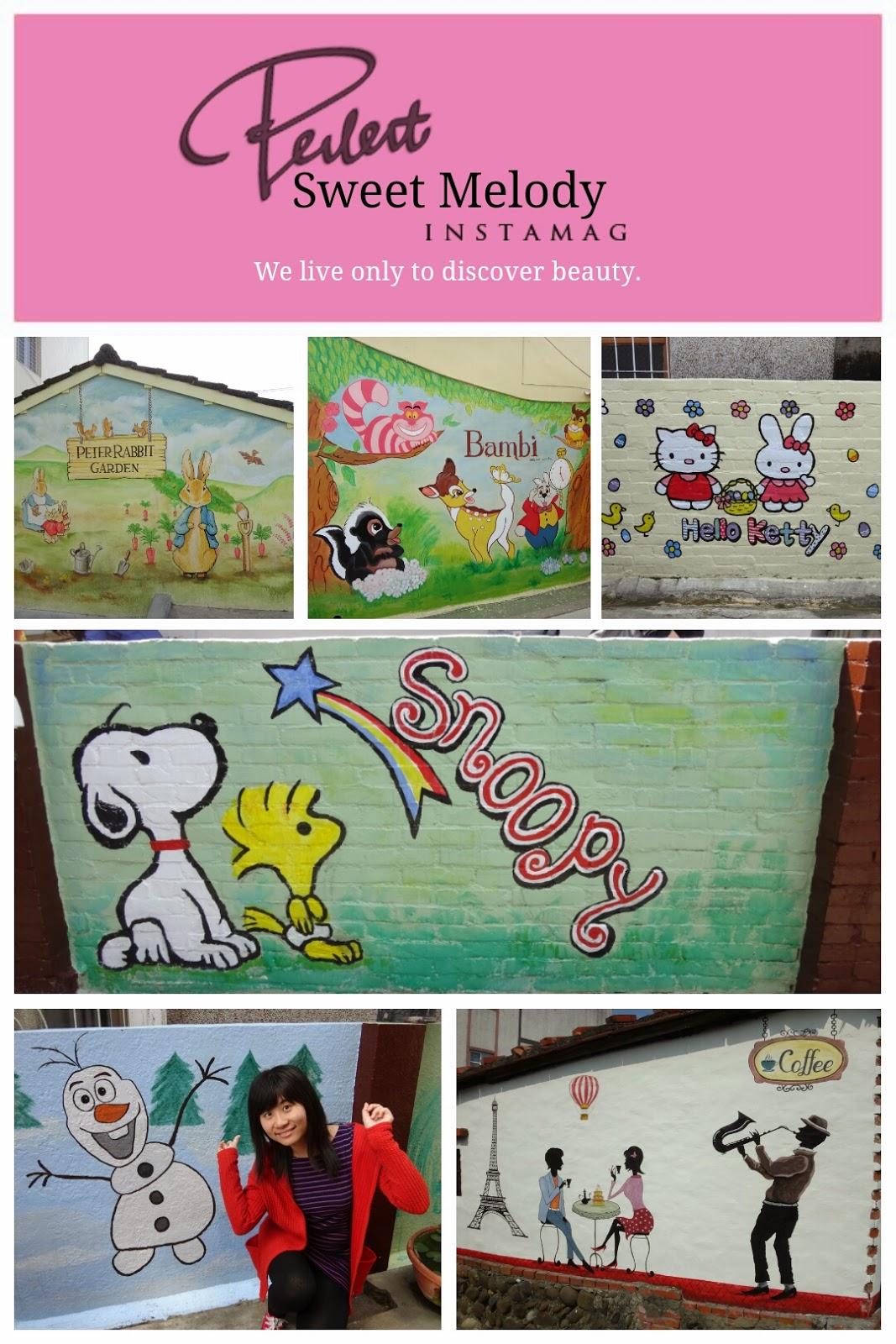 彩繪,彼得兔,Hello Kitty,Snoopy,冰雪奇緣,雪人