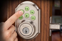 Locksmith Reno keypad lock